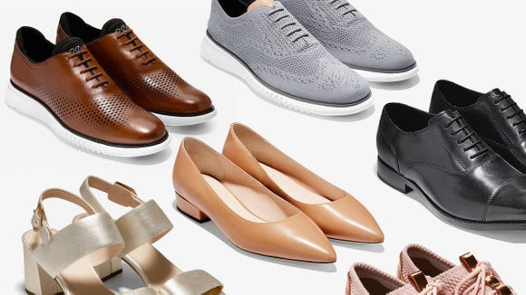 Cole Haan rarely has sales as good as this one on its best-selling footwear.