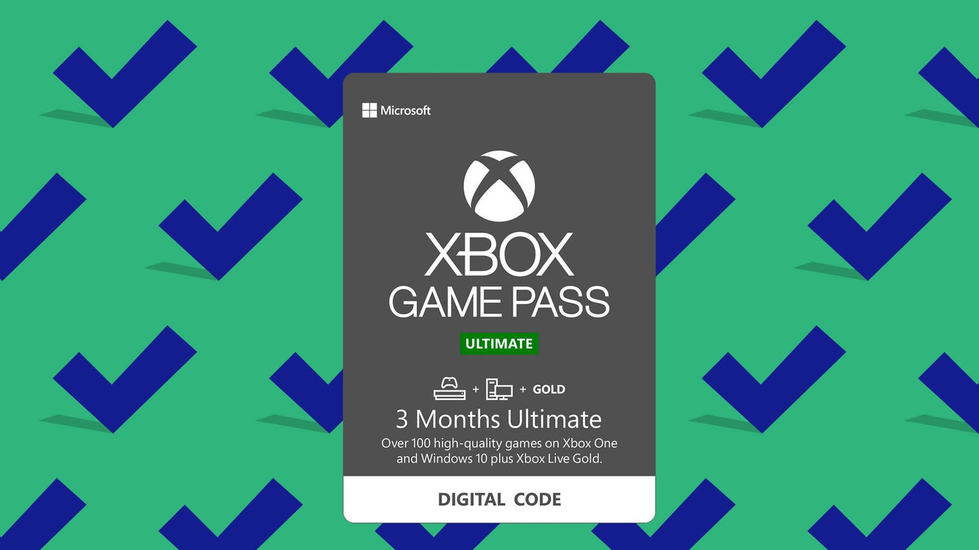 Xbox Game Pass Get A 3 Month Ultimate Subscription For Less Than 25