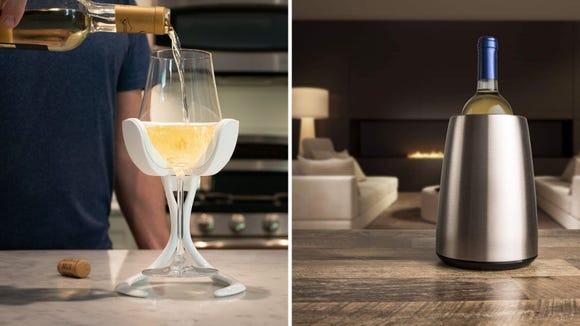 Best Wine Gifts 2020: Glass and bottle chillers