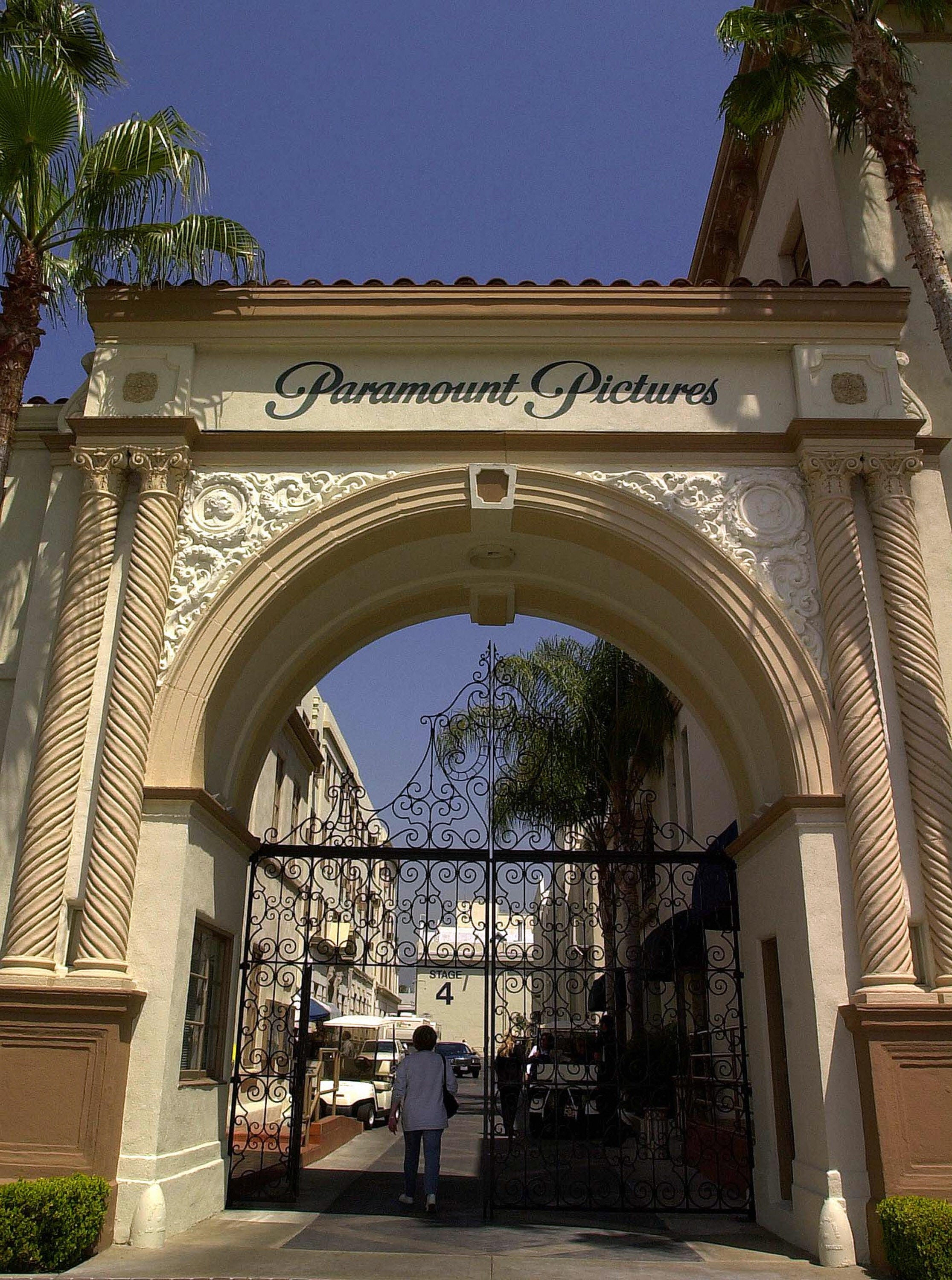 Paramount Pictures worker who barricaded himself inside Hollywood studio detained, police say