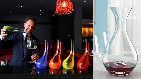 Best Wine Gifts 2020: Decanters