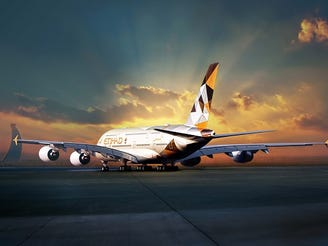 On Monday, Etihad completed its first passenger flight to Tel Aviv as part of normalization of relations between the United Arab Emirates and Israel.