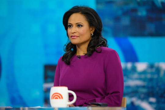 """Weekend Today"" co-anchor and NBC News White House correspondent Kristen Welker"