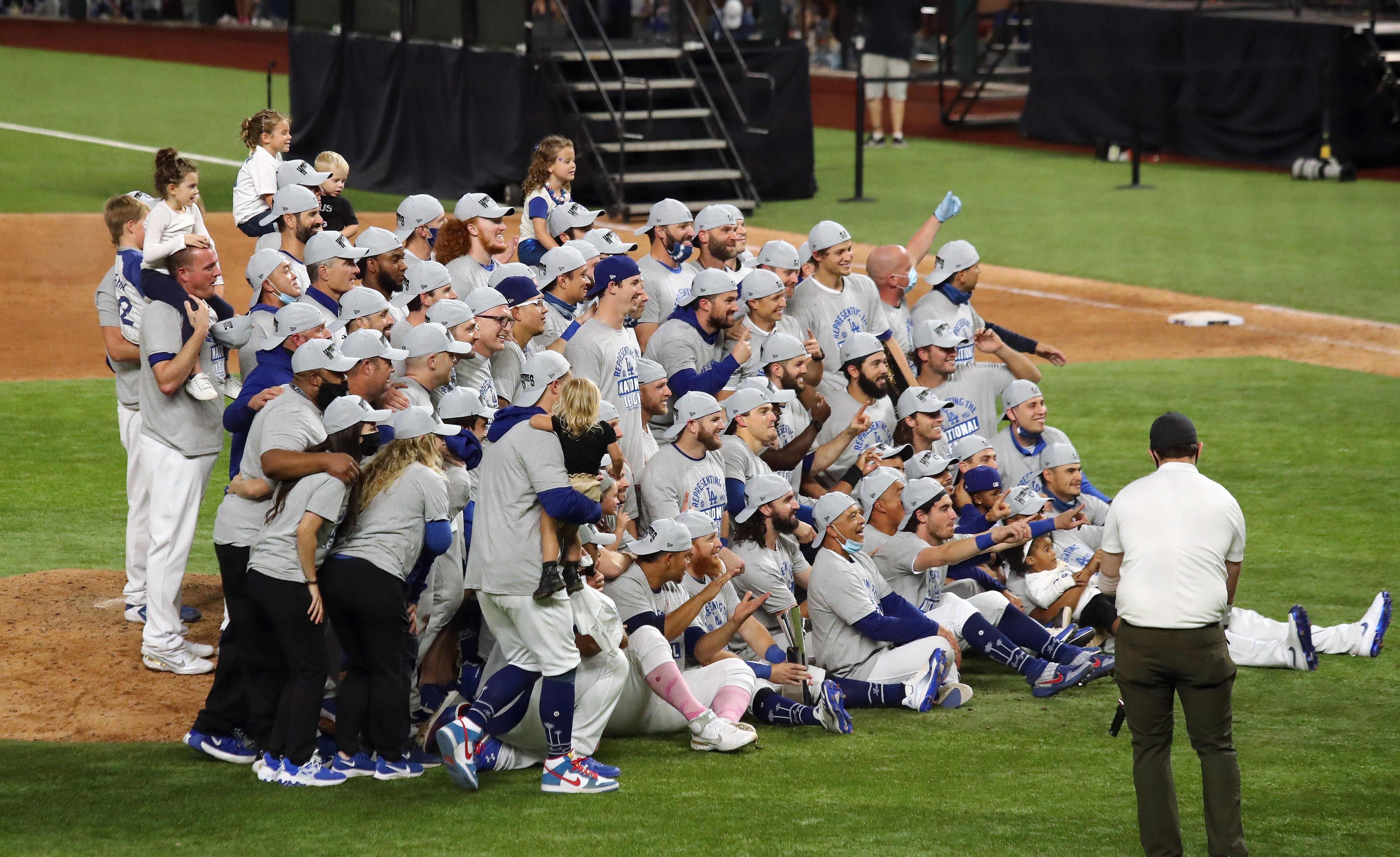How did MLB pull off the World Series? 'I didn't think there was any way'