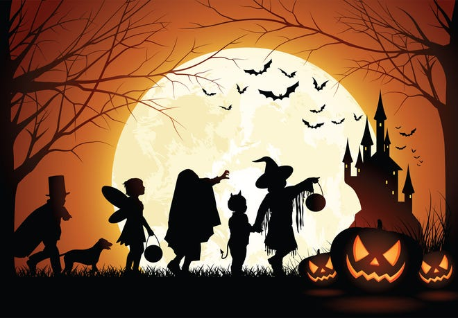 Halloween events in the area