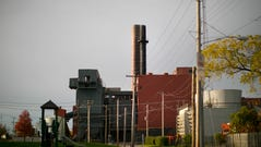 The neighbors that live within blocks of the City of Painesville Power Plant, that was built in the 1800s, say they can smell it in the air, Wednesday, October 14, 2020. Since taking office, President Trump has proposed 100 rollbacks to environmental protections, one of those, Affordable Clean Energy (ACE) Rule, restricts the reach of the Clean Air Act in achieving emissions reductions from existing electricity sources.