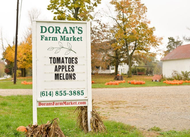 Doran's Farm Market in New Albany has received extra change from customers to help it through the coin shortage this summer.