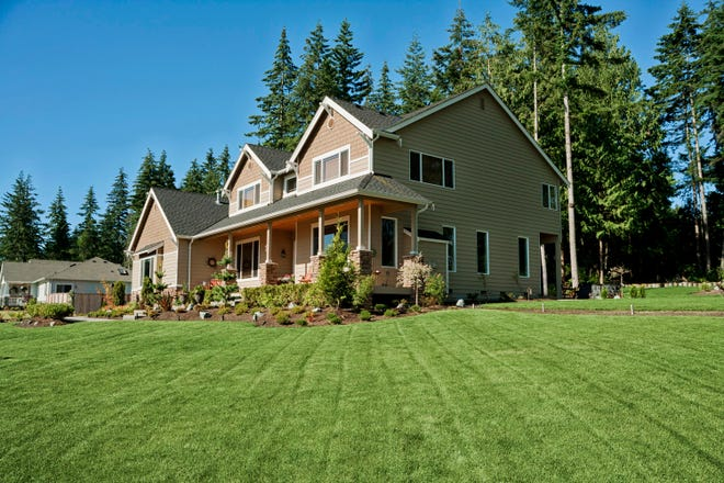 Proper maintenance is the key to a healthy, green lawn even in the winter.