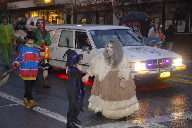 The Dansville Village Board decided to cancel its annual Halloween parade due to COVID-19. However, trick-or-treating is still on.