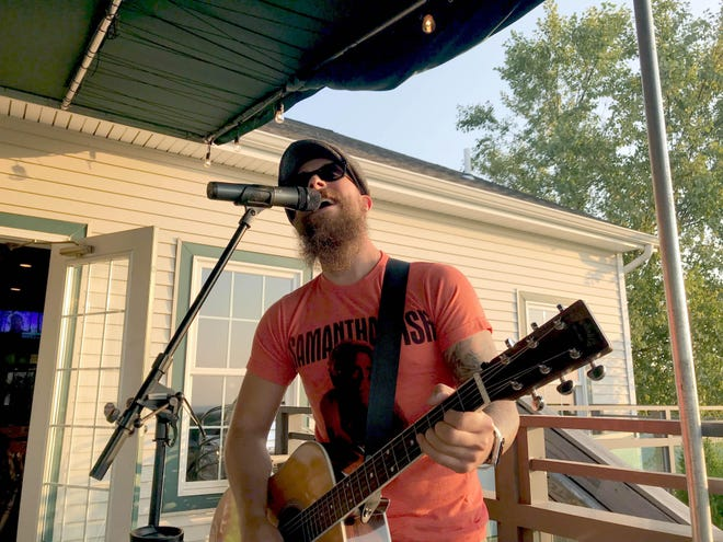 Jesse James Weston is scheduled to perform Friday at Altered State Distillery in Erie.