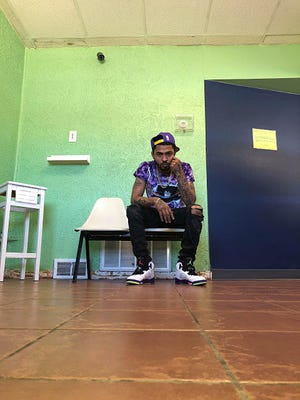 L Cardio, or Cardi Beatz, is an Erie producer with a passion for helping people enjoy themselves through music.