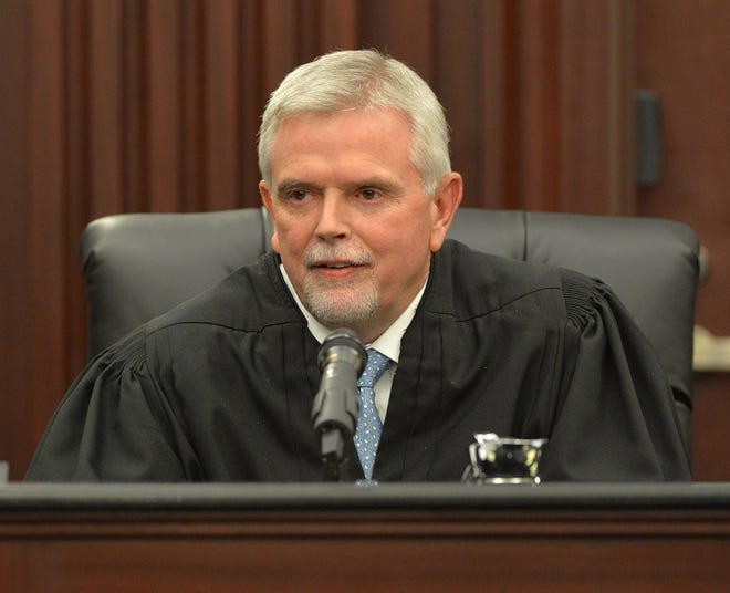 Fourth Judicial Circuit Chief Judge Mark Mahon is vice-chairman of the Florida Trial Court Budget Commission.
