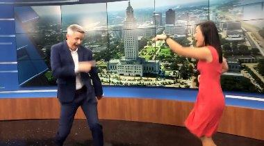 WAFB-TV Channel 9 News' Liz Koh and Matt Williams, video participants, have the energy to get your mornings moving! Help Koh and Williams win by donating to The Arc of East Ascension today.
