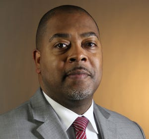 Harrison Peters, the superintendent of Providence Public Schools. [The Providence Journal, file / Sandor Bodo]