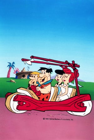 """""""The Flintstones: The Complete Series"""" collection is being released on DVD."""