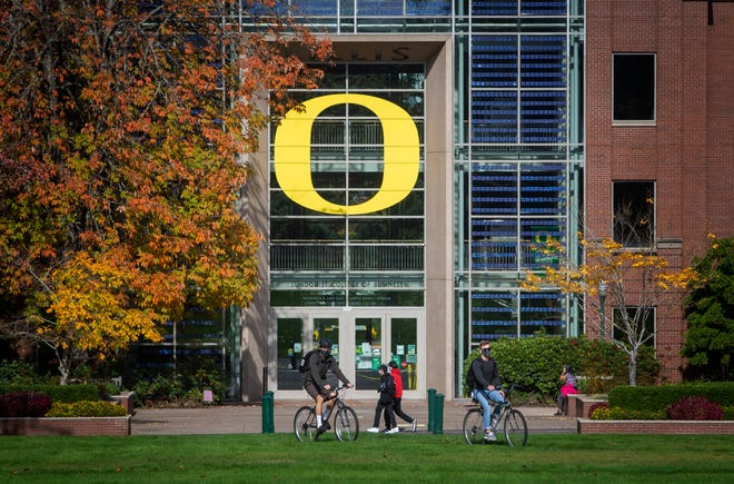 The UO Board of Trustees will meet for two days this week.