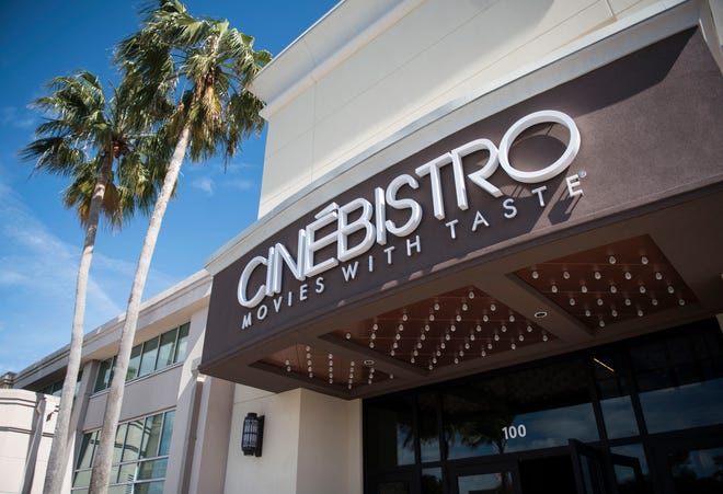 CMX CinéBistro Siesta Key is set to reopen at 50% capacity on Friday. Among safety protocols, face coverings will be required for all patrons when they are not seated.