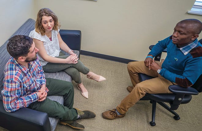The Marriage and Family Therapy (MFT) program at OBU will host a virtual information session Monday, Oct. 26, from 6 to 7 p.m. Attendees will meet professors, learn about OBU's Master of Science in marriage and family therapy, and speak with current MFT students. Attendees will also take a virtual tour of the University's state-of-the-art Kemp MFT Clinic.