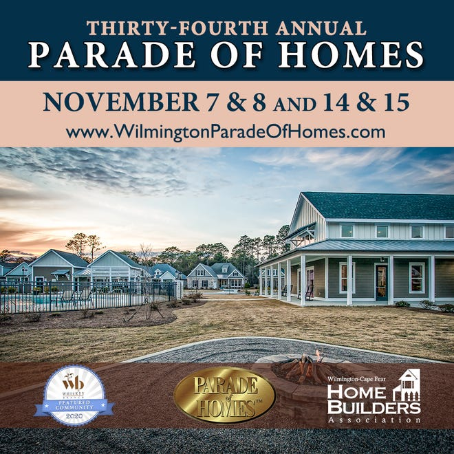 34th annual Parade of Homes will be held Nov. 7-8 and Nov. 14-15.