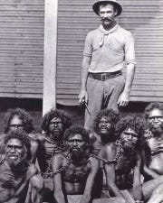 Australia's native inhabitants were often discriminated against by the country's European settlers.