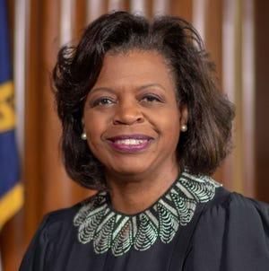 Cheri Beasley, chief justice, N.C. Supreme Court
