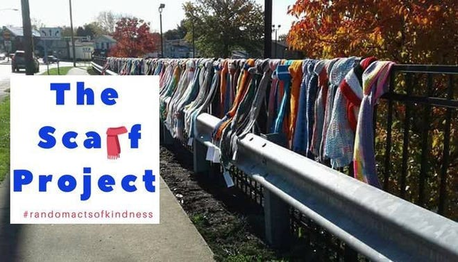 The Scarf Project will enter its fifth year with 15 distribution sites available.