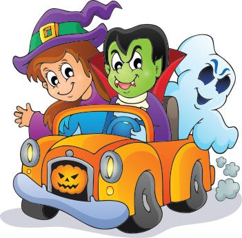 Trumpet in the Land, in partnership with local organizations, will host a free, drive-thru Halloween event from 4 to 6 p.m. Oct. 31.