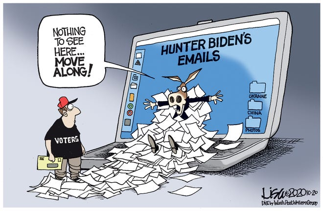 Dems say no need to look at Hunter's emails