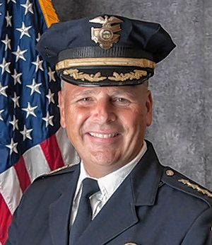Hilliard Division of Police Chief Robert Fisher is retiring May 21.
