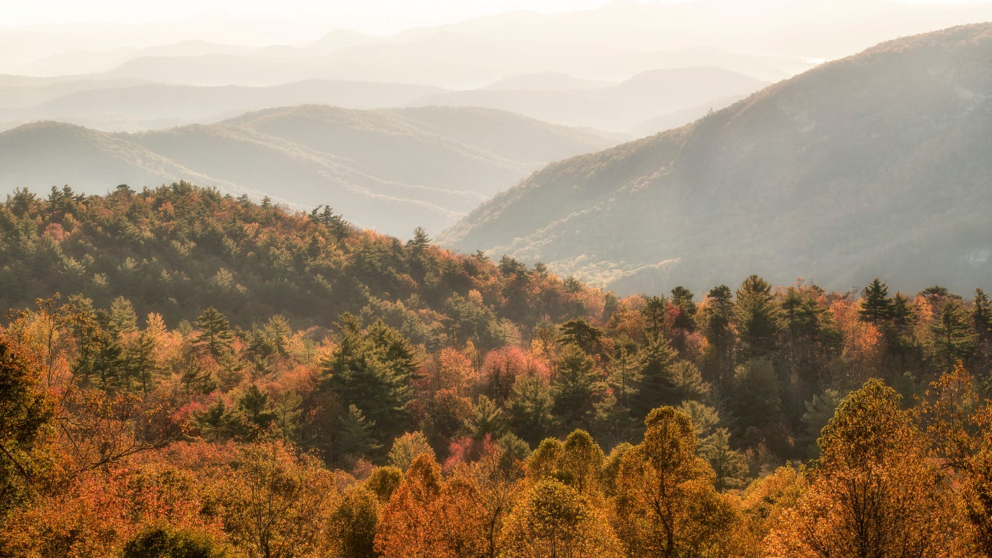 Top 5 hiking trails in Western North Carolina where parking might be available
