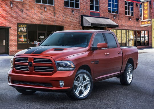 A new car shortage has driven up used car prices and made it beneficial for some who are nearing the end of three year leases on 2017 vehicles, such as the Ram 1500. File photo: 2017 Ram 1500 Copper Sport