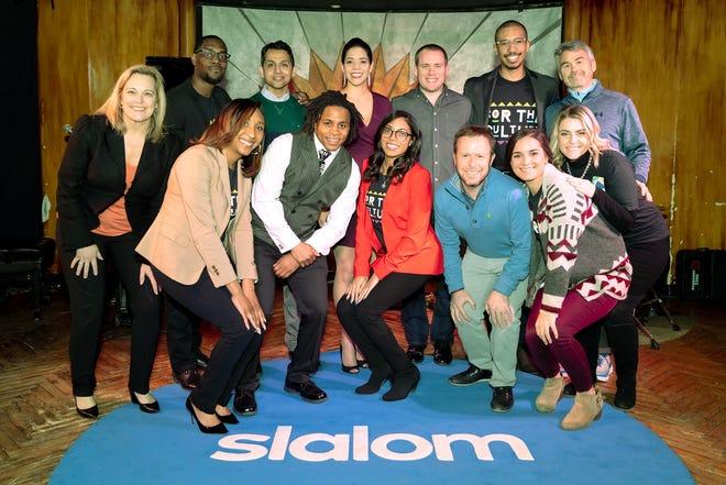 Employees of Slalom Speaks – Celebrating Black History Month.