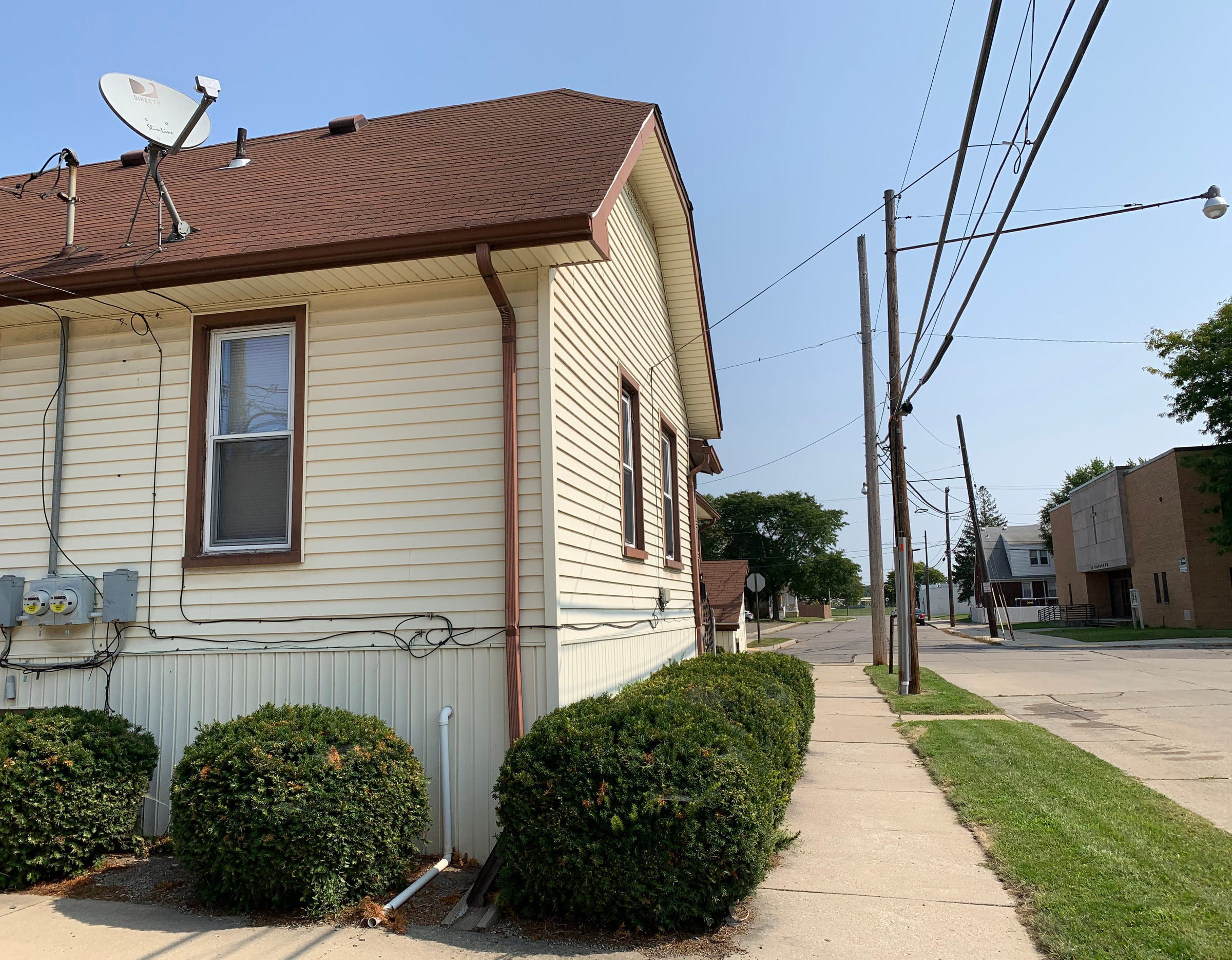 Austin Burnett died in his Wyandotte apartment on April 28, 2020 of an overdose. His brothers entered his apartment through the window on the left when Burnett was unresponsive to texts and phone calls.
