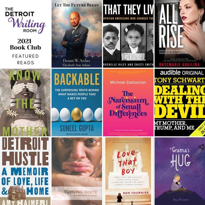 2021 book club reads