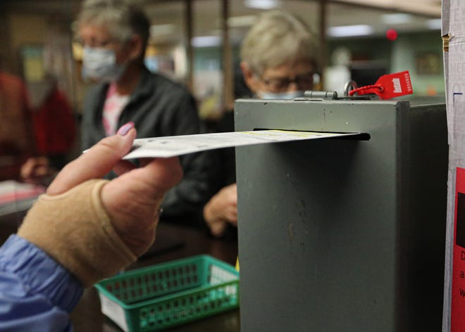 Ballots cast for Fond du Lac School board candidates during the April 6 spring election will be recounted, said Fond du Lac County Clerk Lisa Freiberg.