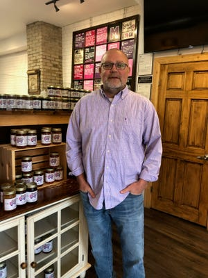Mike Hottinger runs the Peanut Butter & Jelly Deli, 6125 W. Greenfield Ave., West Allis.