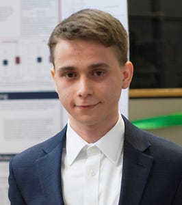 Jacob Yasonik, an 18-year-old from Mequon, has won a $50,000 scholarship for his work developing an artificial intelligence-based approach to pharmaceutical drug development that generates drug-like molecules from scratch and is uniquely able to optimize many molecular properties collectively.