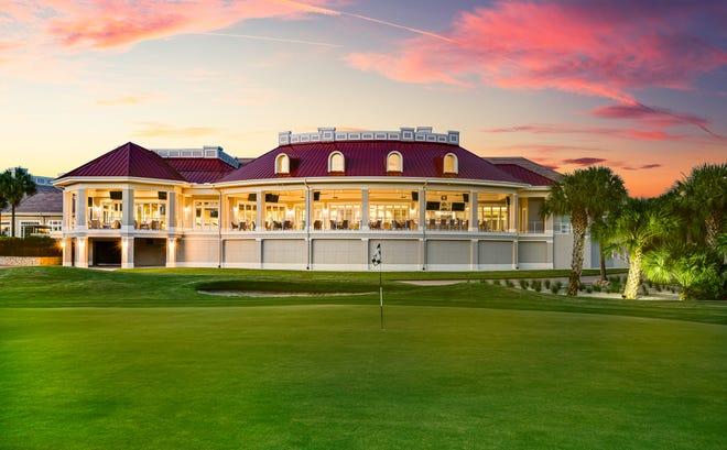 Pelican's Nest Golf Club.