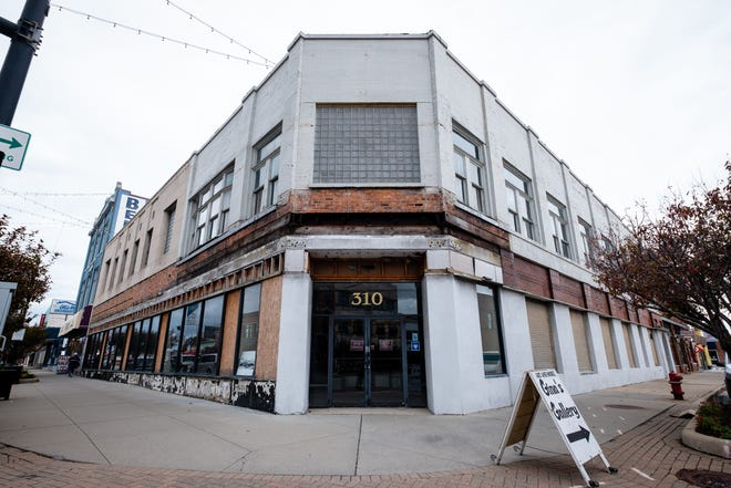 Work is expected to begin soon on the boutique grocery store going into the building at 310 Huron Ave. in downtown Port Huron.