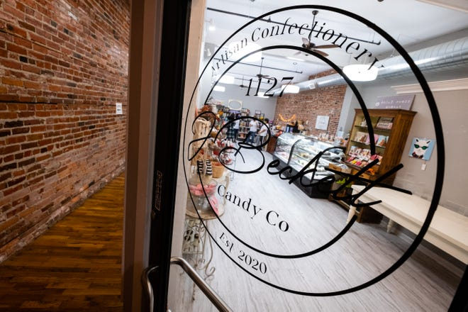 J Beckett Candy Co, LLC, opened late September at 208 Huron Ave., Suite 102, in downtown Port Huron. The store sells homemade caramels, turtles, pretzels and other candies and treats.