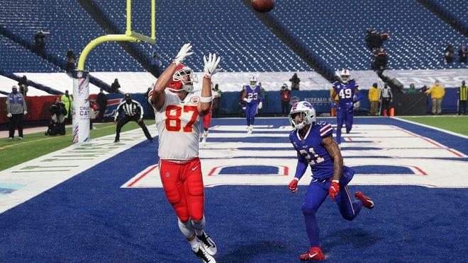 Buffalo Bills Defense Bulldozed By Kansas City Chiefs In 26 17 Loss