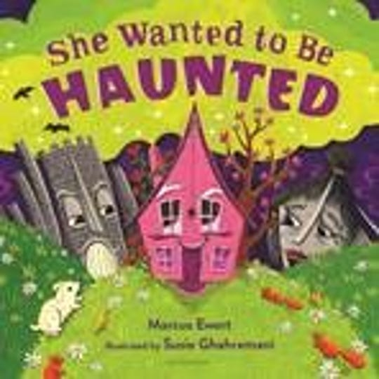 ÒShe Wanted to Be HauntedÓ by Marcus Ewert