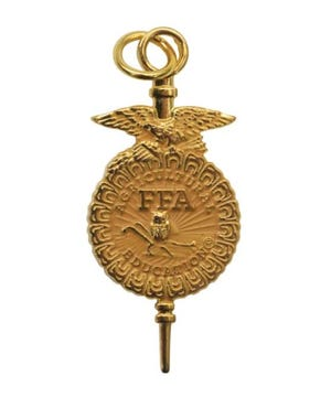The American FFA Degree is recognized as the gold standard of achievement in an FFA member's career.