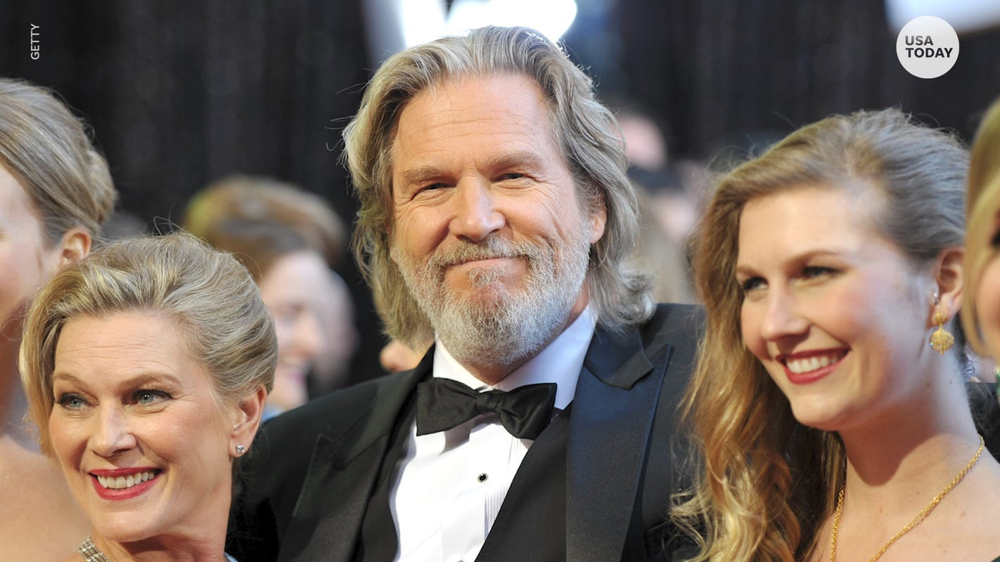 Jeff Bridges shares heartwarming doodles and notes on love and 'this cancer thing'