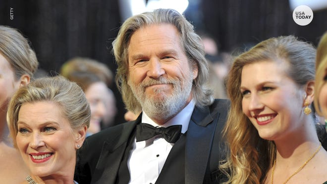 Oscar-winning actor Jeff Bridges revealed to fans on Twitter that he's been diagnosed with lymphoma, a cancer of the lymphatic system.