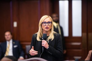 Florida Sen. Lauren Book (D - Hollywood)