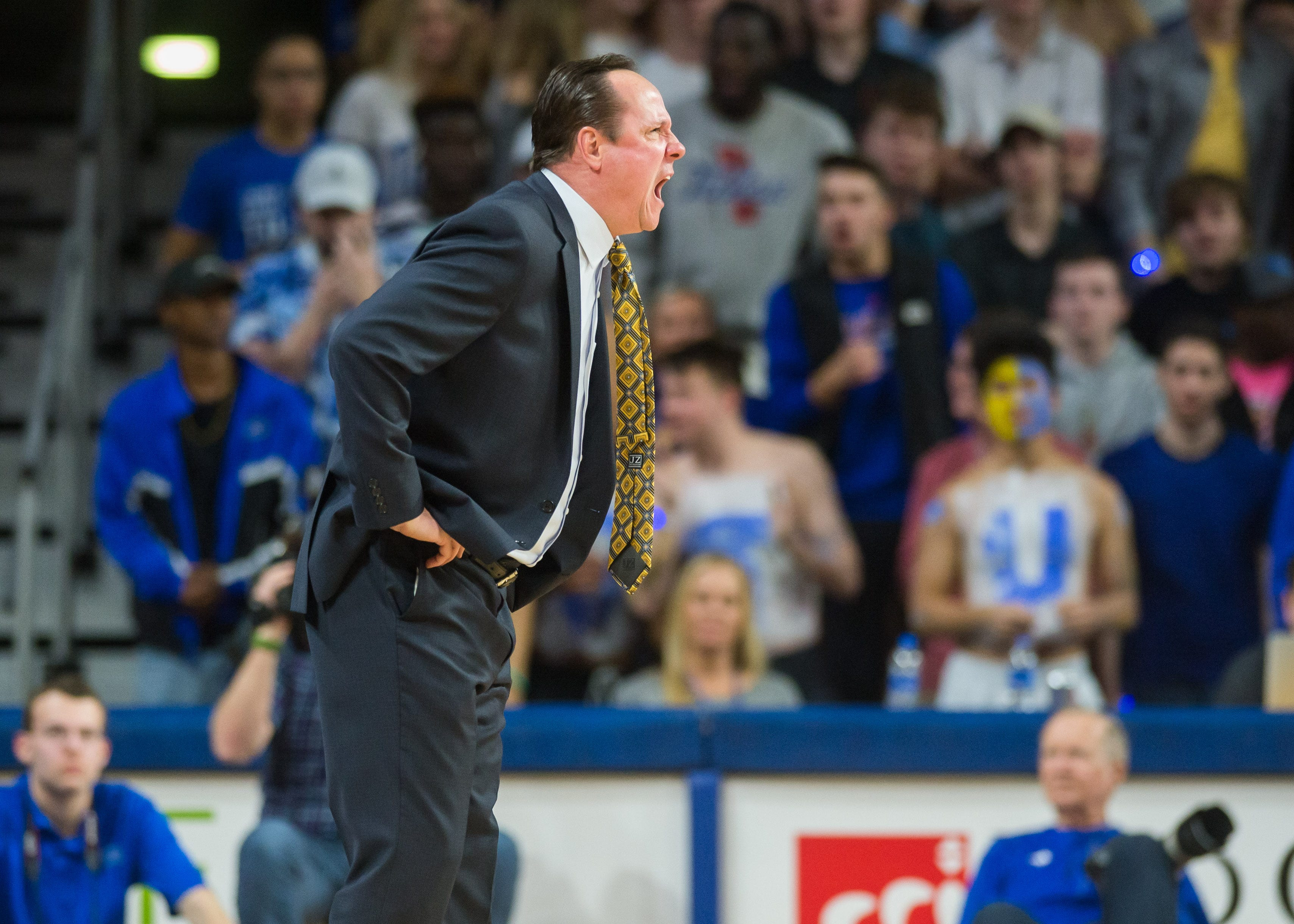 Opinion: Facing more allegations, Gregg Marshall's run as an elite college basketball coach appears to be over