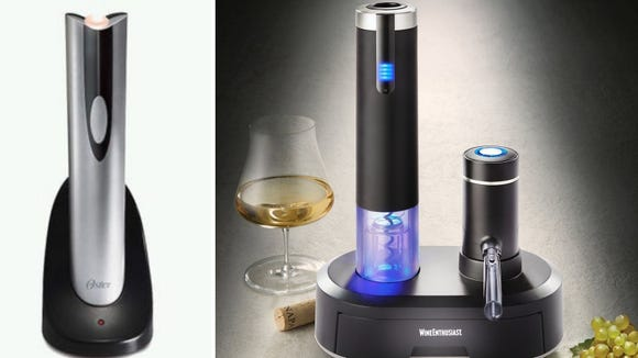Best Wine Gifts 2020: Cordless wine openers
