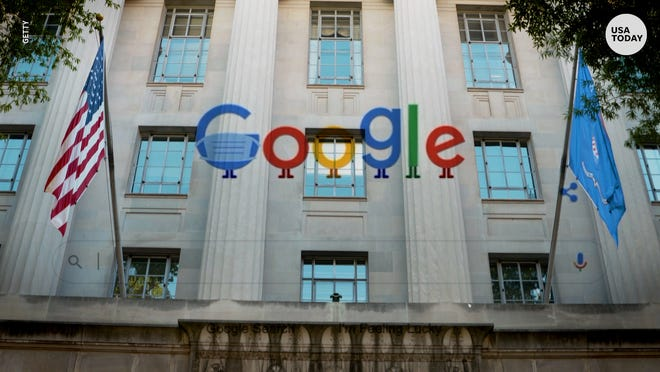 Will the Justice Department's antitrust lawsuit affect your 'Googling'?