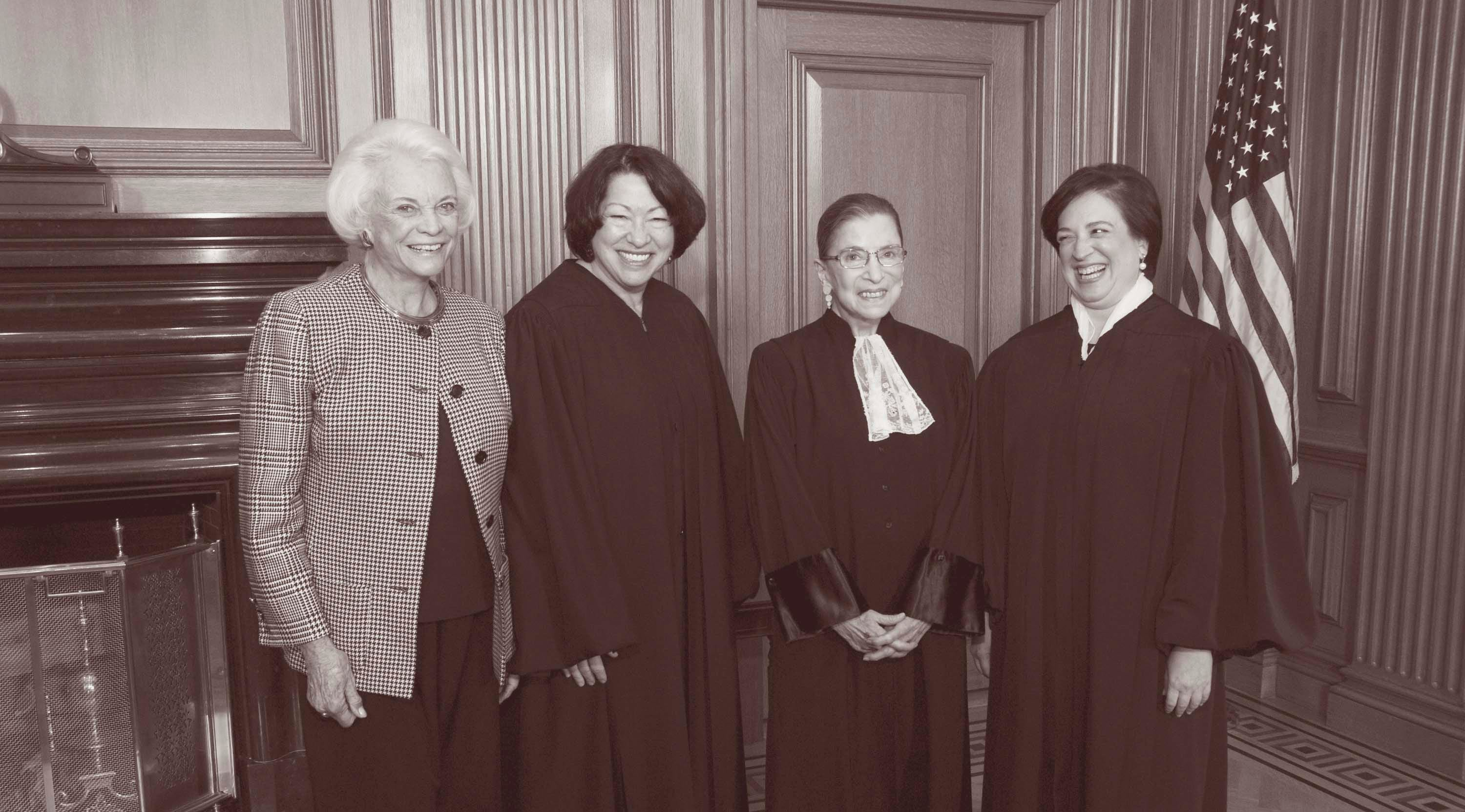 Meet the four women who preceded Amy Coney Barrett on the Supreme Court